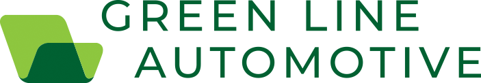 Green Line Digital Logo